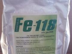 Fe118 (6%)